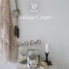 Antique Cream sample5 wall 600x600px