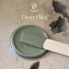 Dusty Olive lid 600x600px