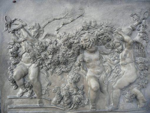 Engelen plaat van beton-1