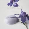 French Lavender paint drop 600x600px