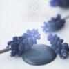 Royal Blue paint drop 600x600px
