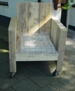 Zetel van steigerhout-2
