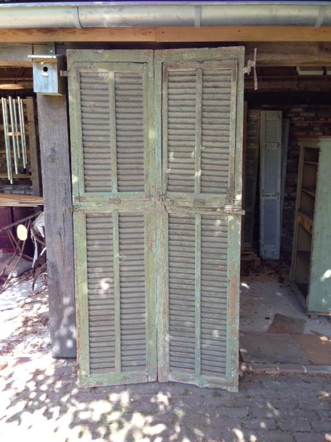 Vaak louvre deuren/ franse luiken – Heydenrijck Wonen @LQ24